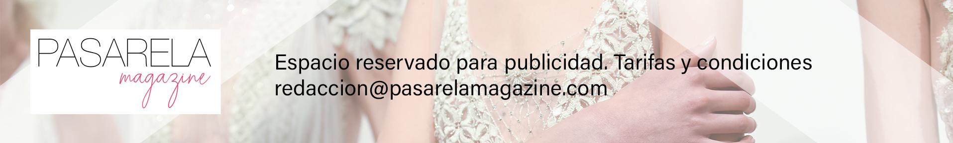 publicidad pasarela magazine